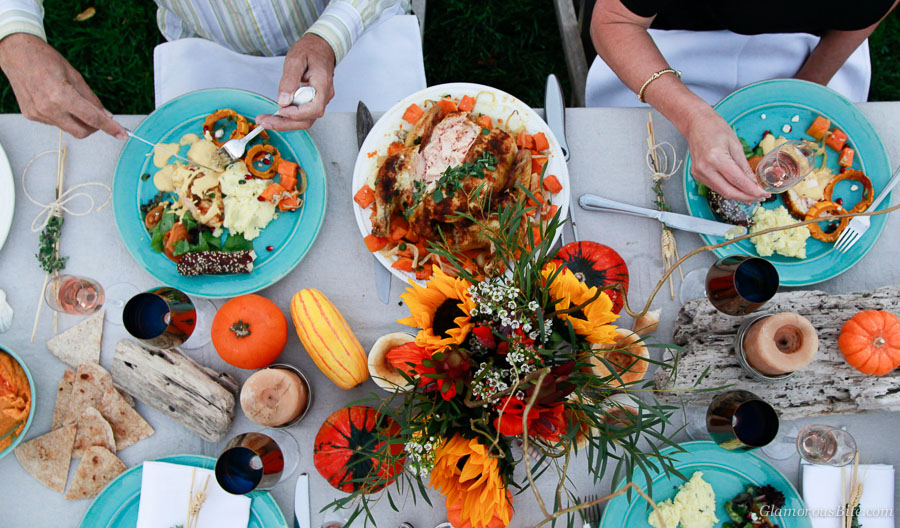 Santa Barbara Dinner Recipes