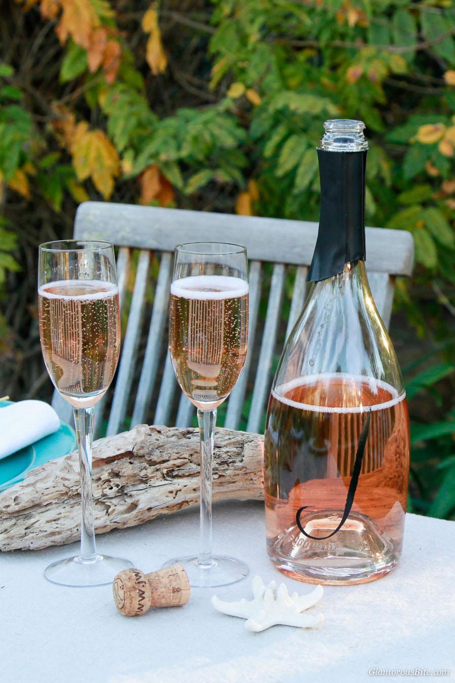 J Brut Rosé J Wine