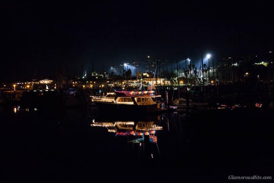 Santa Barbara Christmas Boat Parade