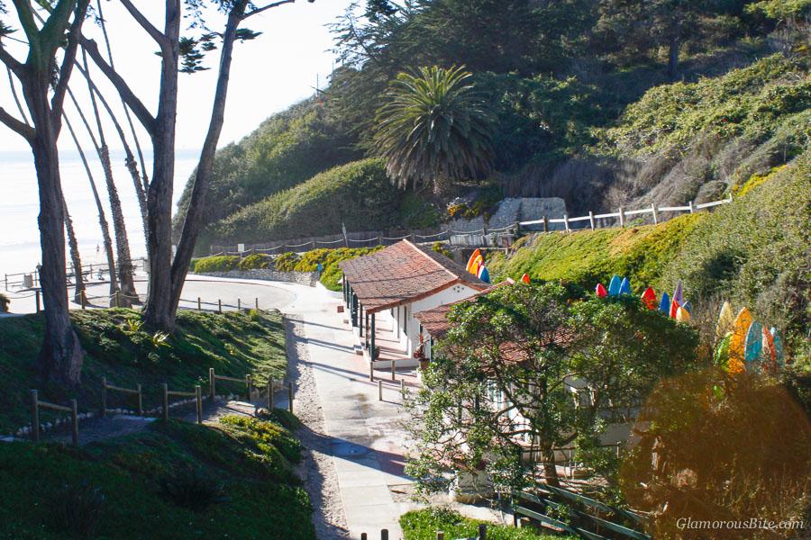 Santa Barbara Hope Ranch Beach