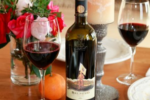 Castello Banfi Belnero Toscana 2011 Wine Italy