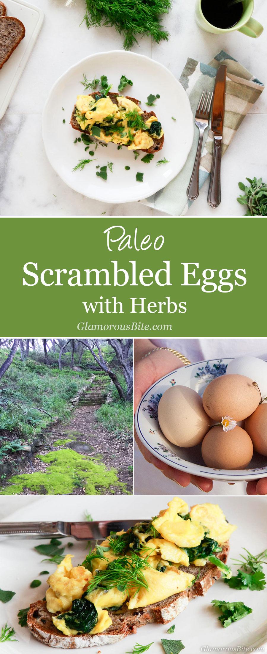 Paleo Scrambled Eggs Glamorous Bite