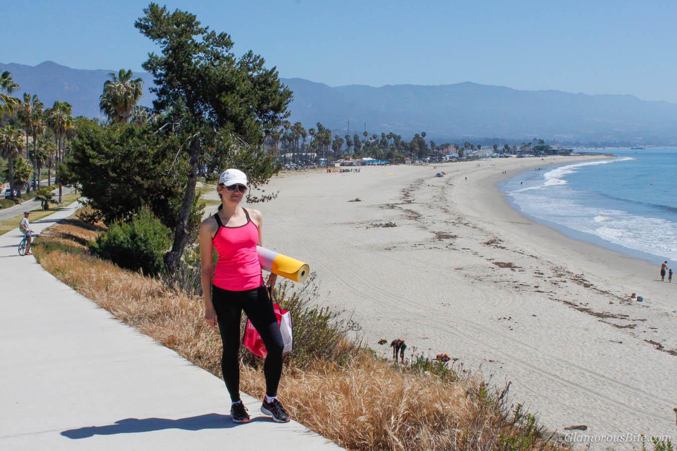 Corina Santa Barbara Beach
