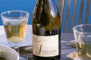 J Chardonnay Russian River Valley Wine