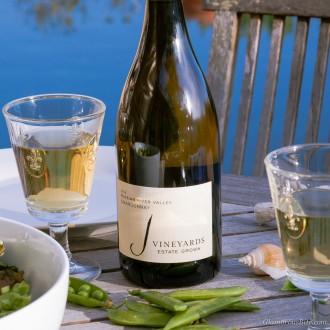 J Chardonnay Russian River Valley Wine