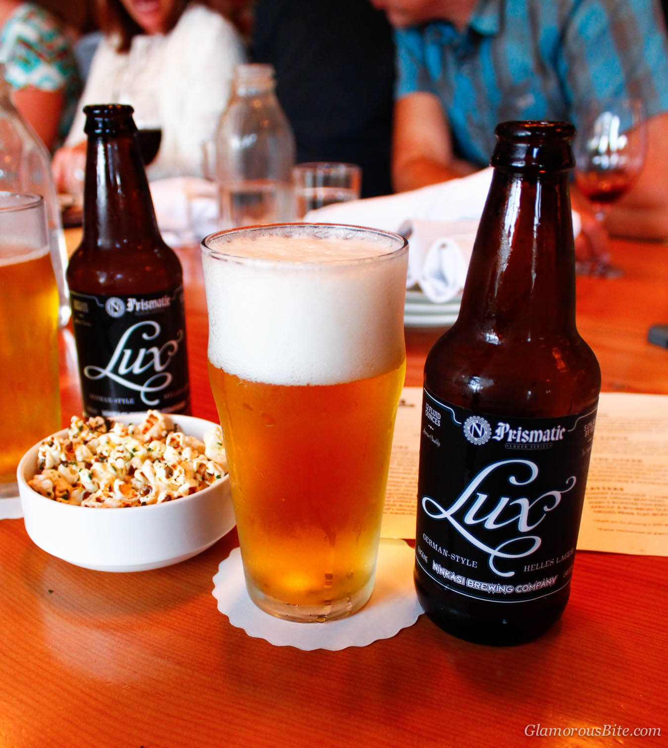 Lux Beer The Lark Santa Barbara