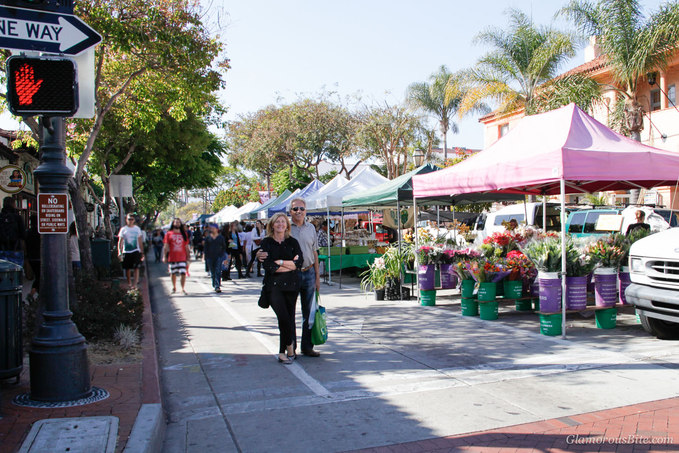 Santa Barbara Farmers Market Downtown