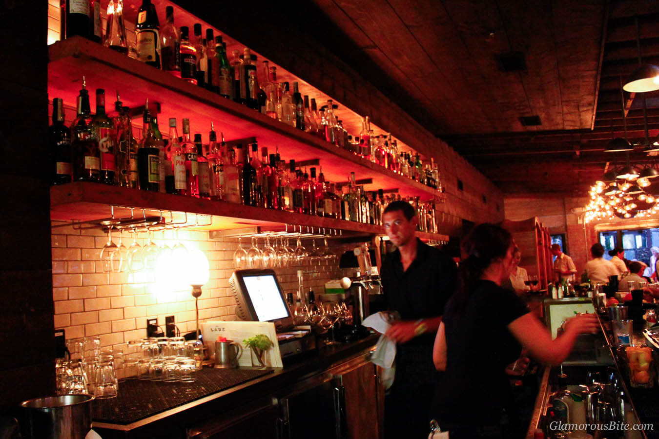 The Lark Santa Barbara Bar Drinks Dining