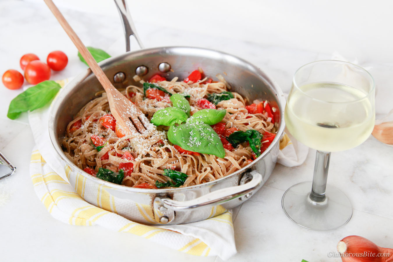 Whole-wheat pasta Food and Wine Pairing