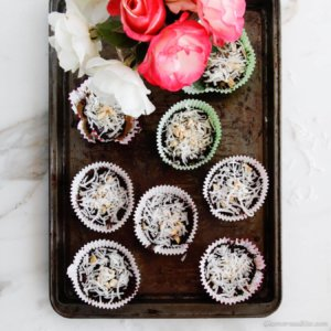 Chocolate Coconut Peanut Butter Cups recipe