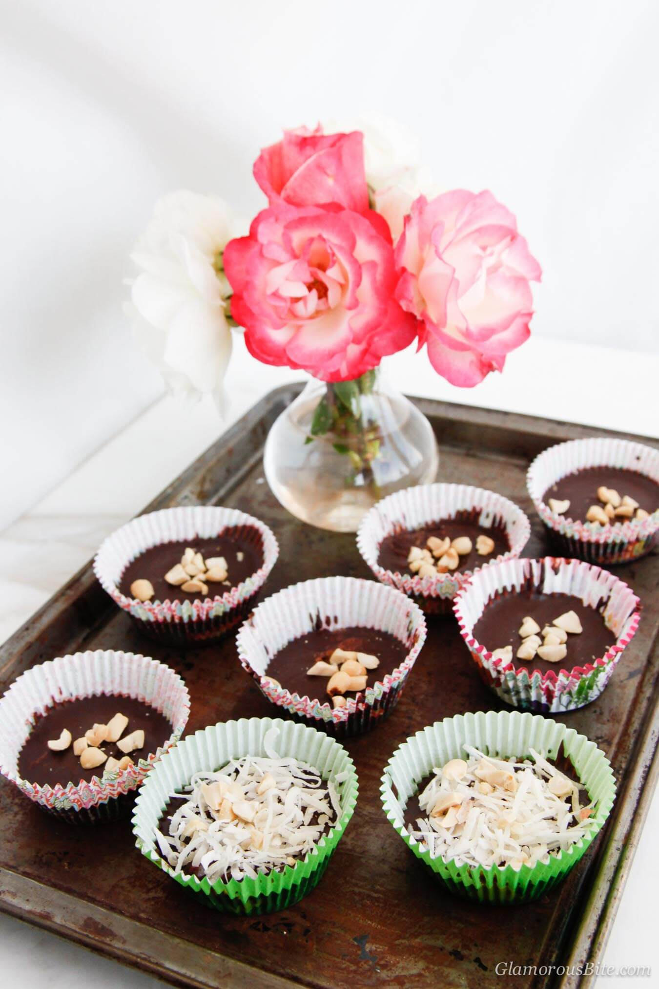 How to make Chocolate Coconut Peanut Butter Cups recipe