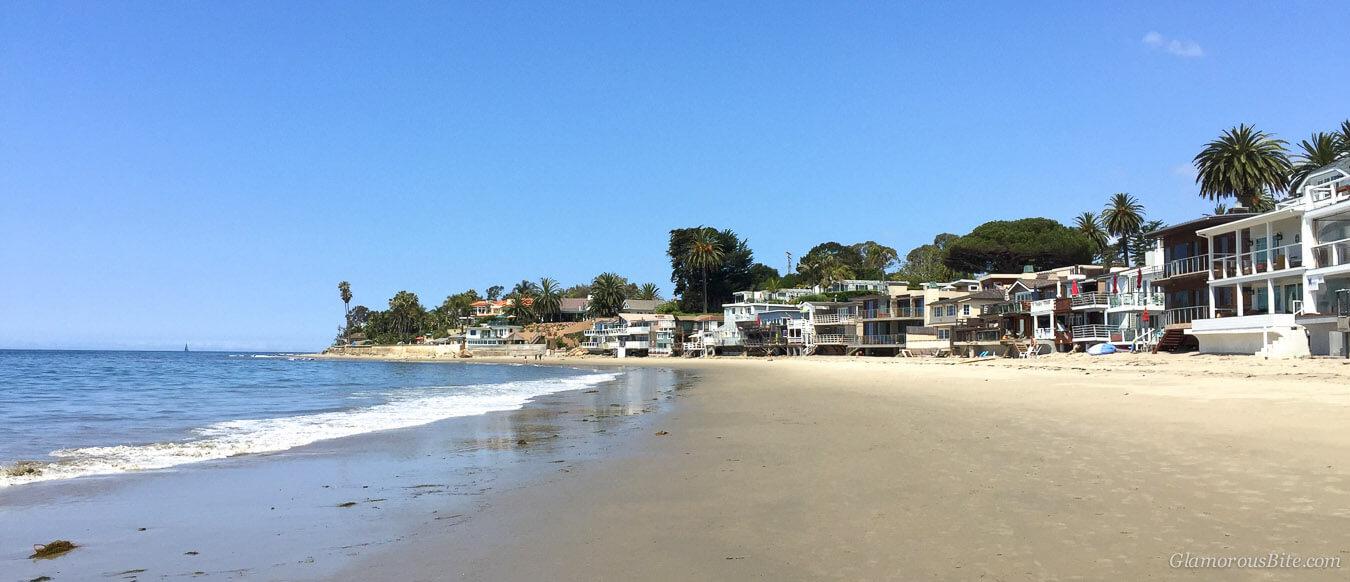 Santa Barbara Butterfly Beach