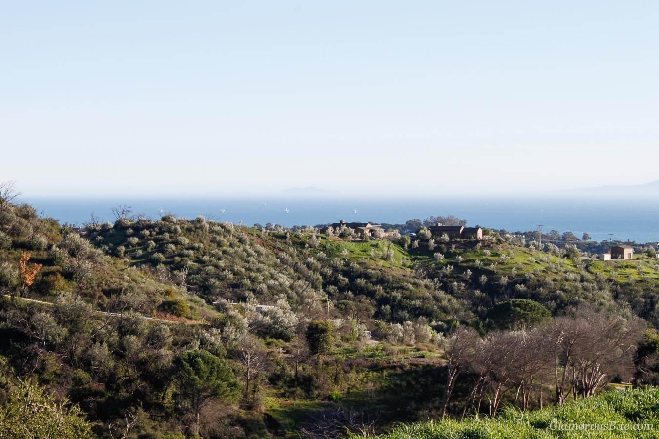 Santa Barbara Hiking Inspiration Point Mission Canyon